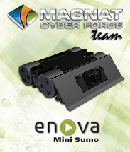 Magnat Cyber Forge Team - Enova Mini Sumo